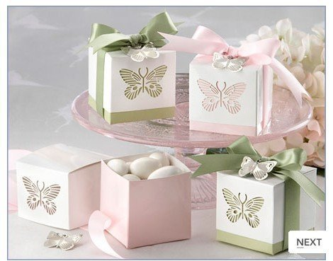 Wedding Candy Box — Personalized wedding favor boxes, gift boxes